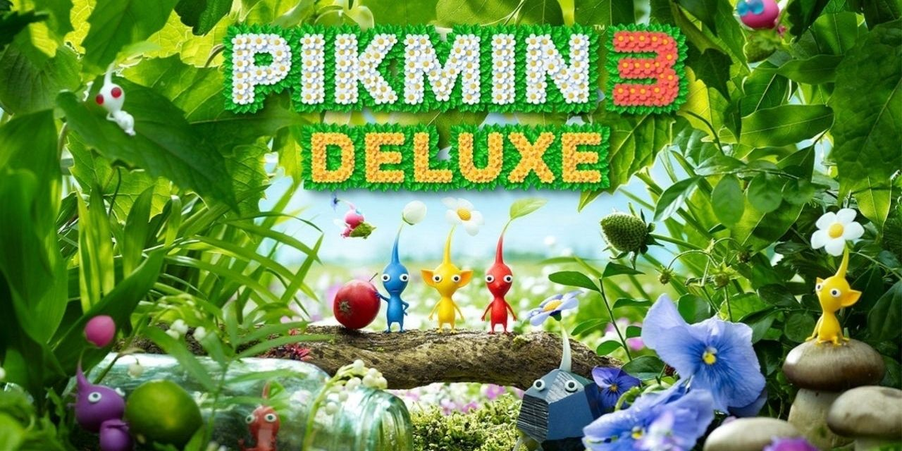 Pikmin 3 Deluxe is Coming to Nintendo Switch, with New Content
