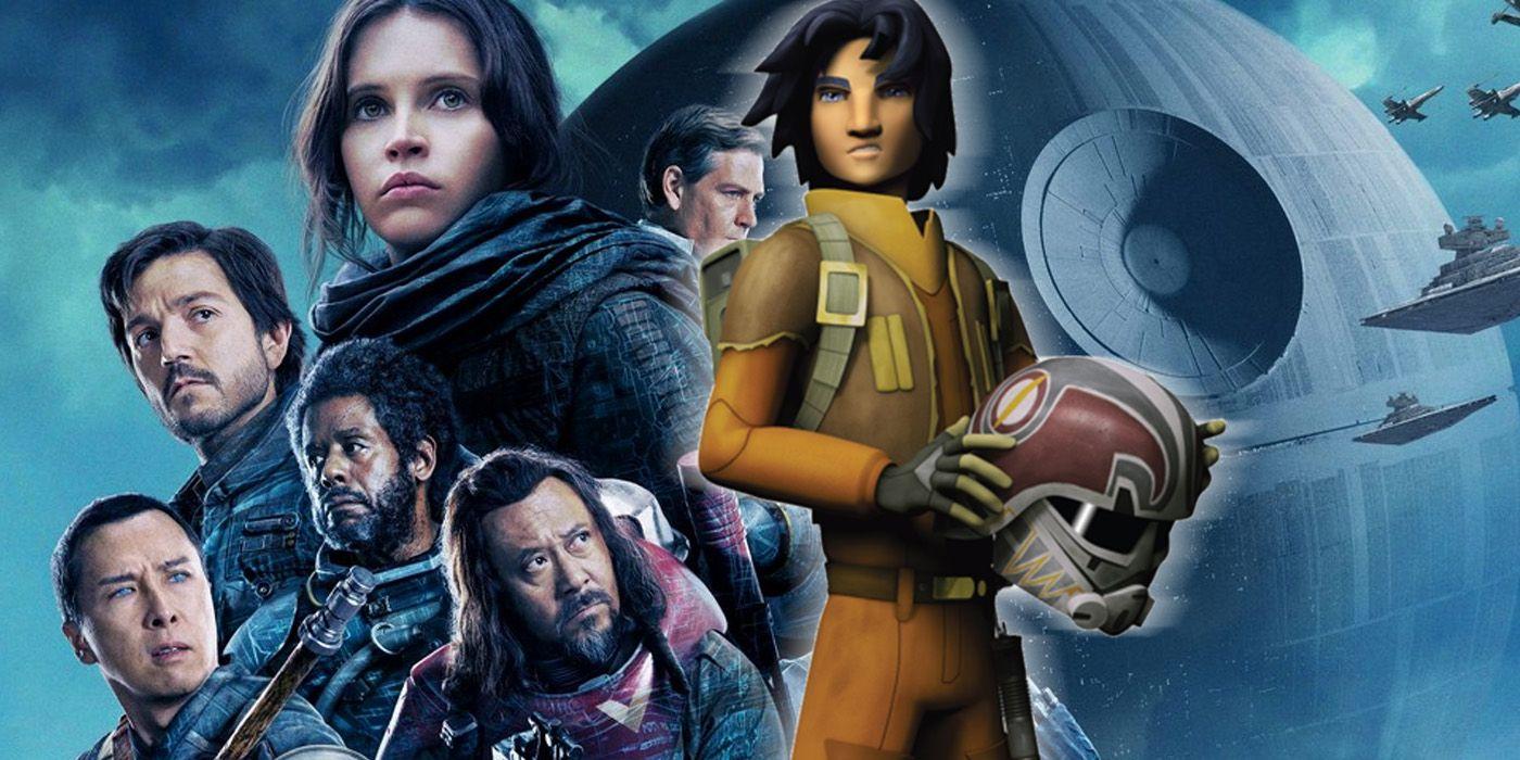 How Star Wars Rebels Drew in Rogue One's Director Krennic | CBR
