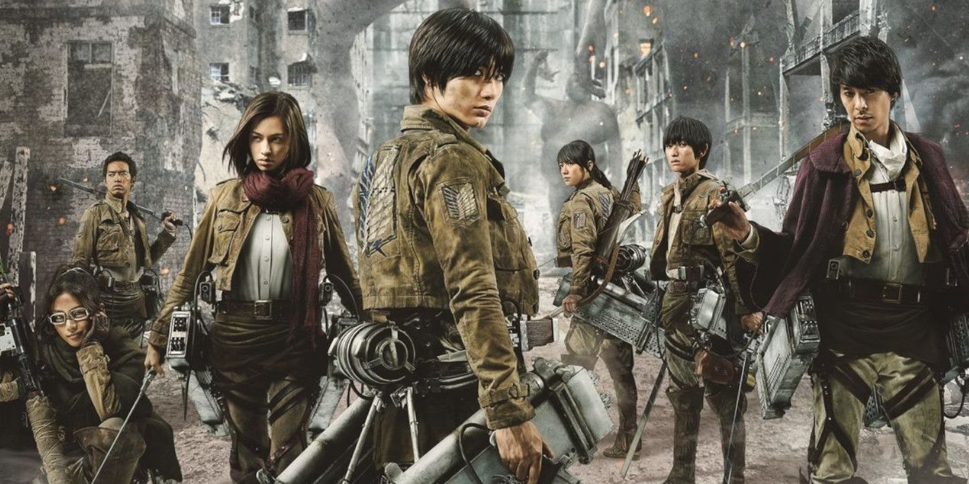 Attack on Titan's Live-Action Movies Already Gave the Series a WILD Ending