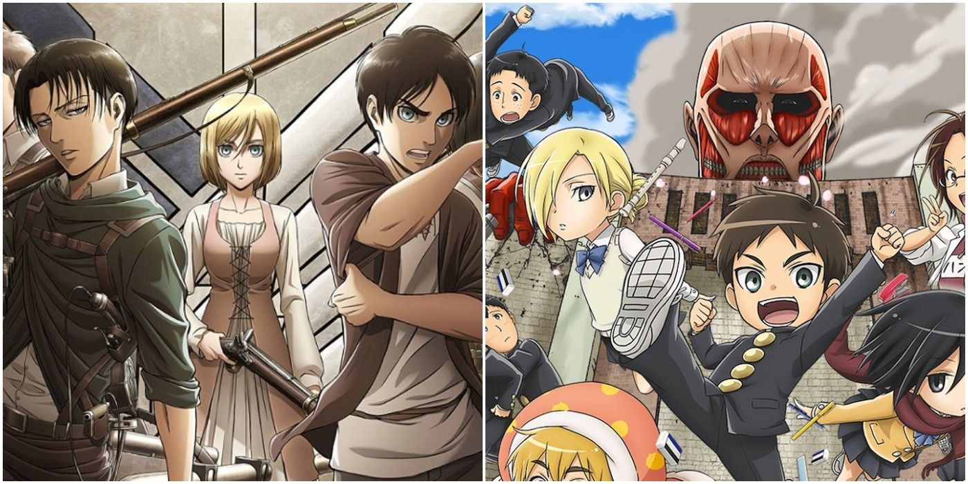 Attack on Titan: Is The Manga Over? & 9 Other Questions ...