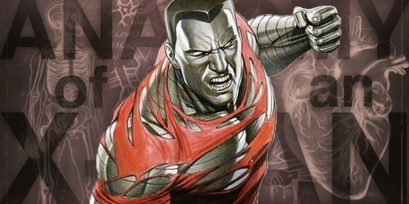 X-Men Anatomy: The 5 Weirdest Facts About Colossus' Body | CBR