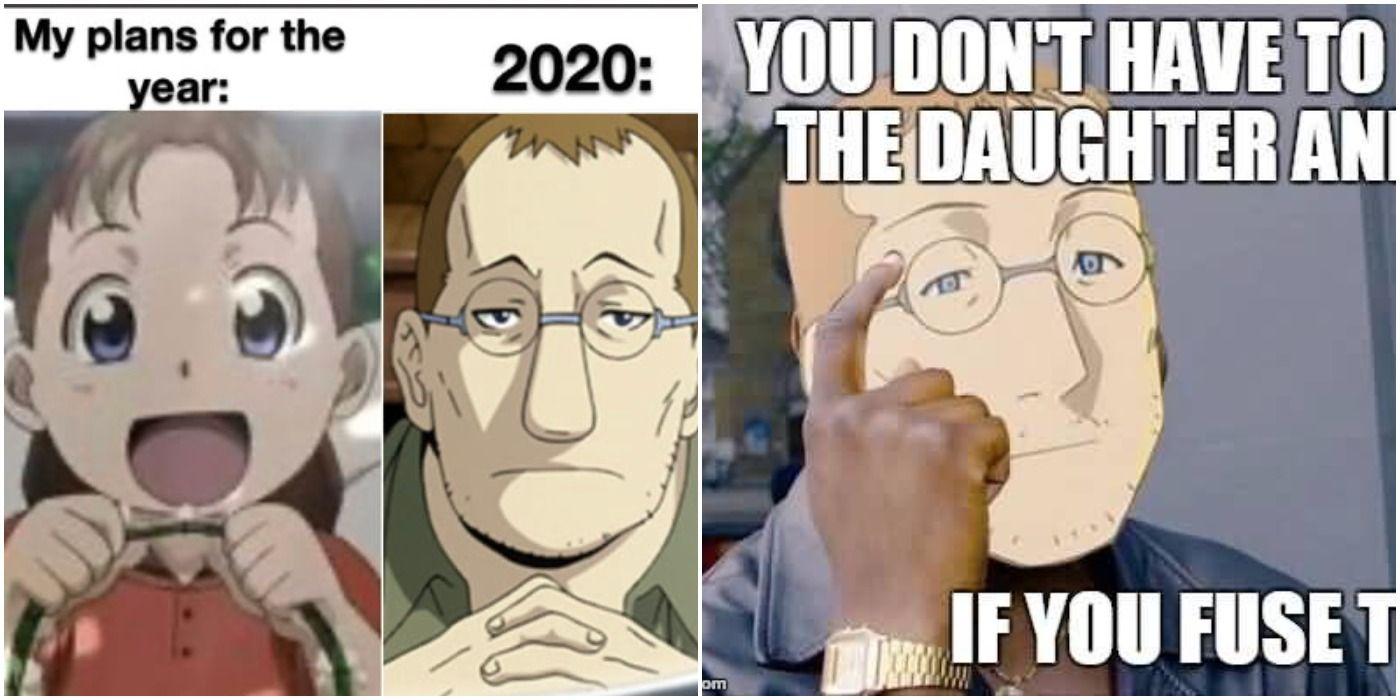 Fullmetal Alchemist: Top 10 Hilarious (& Dark) Memes, Ranked