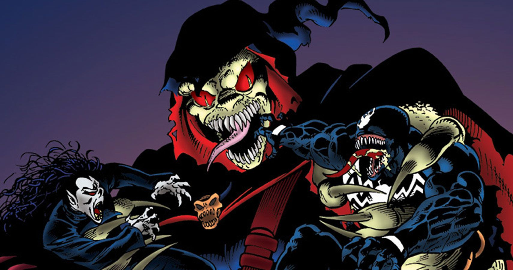 The horrifying nightmare, Demogoblin, surprisingly has a very complex character and story that is unlikely to appear on the screen.