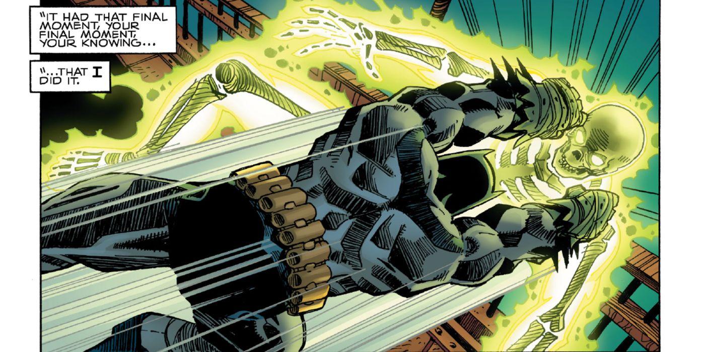 Batman: Detetive Comics revela qual vilão finalmente mata Bruce Wayne 2