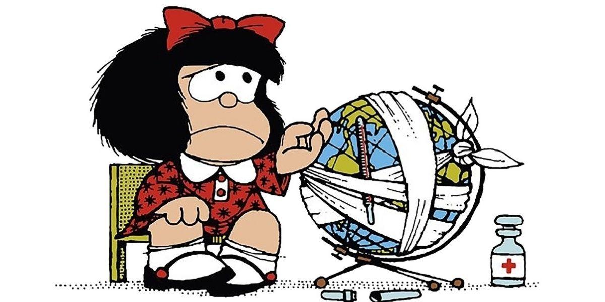 Quino, Creator of Mafalda, Has Died