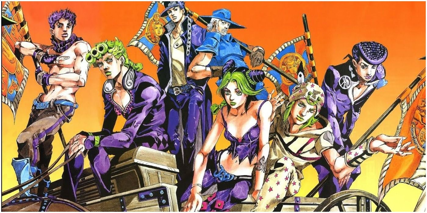 JJBA Every Main JoJo's Stand From Weakest To Most Powerful, Ranked