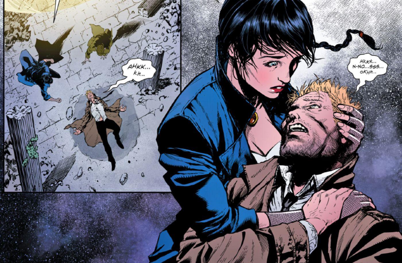 Liga da Justiça Sombria provoca um destino sombrio para um herói místico da DC 1