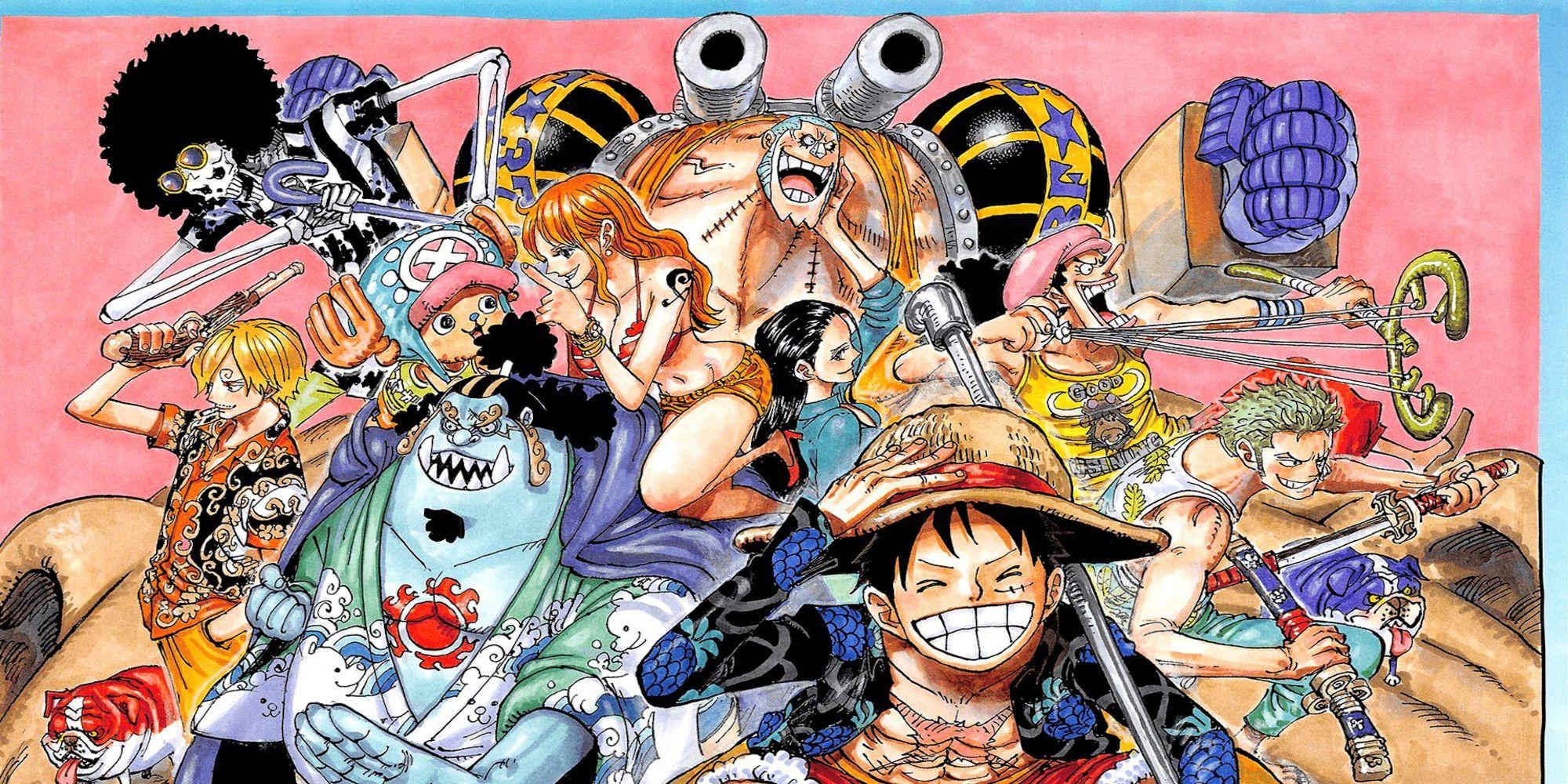 Quando terminará One Piece? Saiba Tudo o que Oda disse sobre o fim da série 10