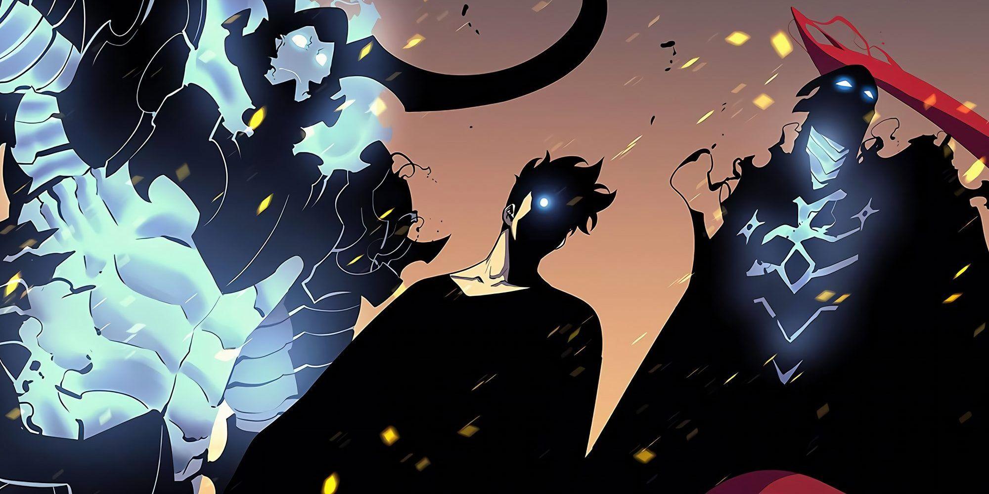 Solo Leveling: O que torna sua EVOLUÇÃO DE HABILIDADES no Webtoon tão cativante 2