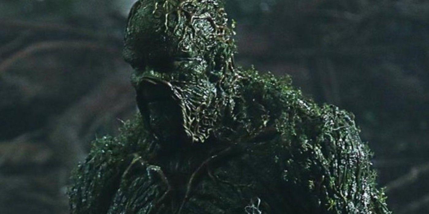 Avaliações do Monstro do Pântano na CW provam que o programa da DC deve retornar 1