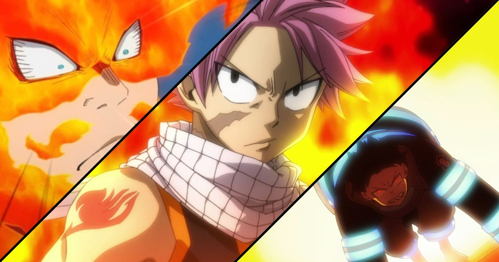 The 9 Best Anime Characters With Fire Powers  CBR
