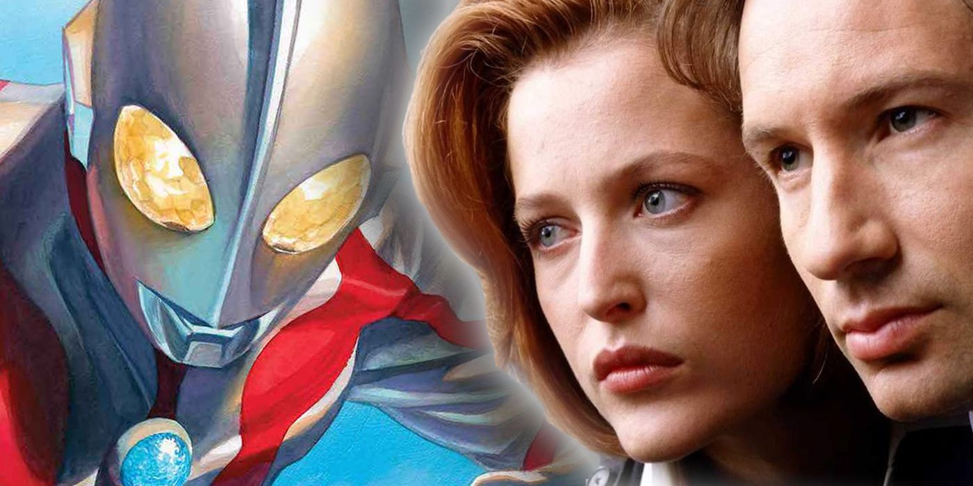 Ultraman: Marvel's Newest Hero Has a Strange Link to the X-Files