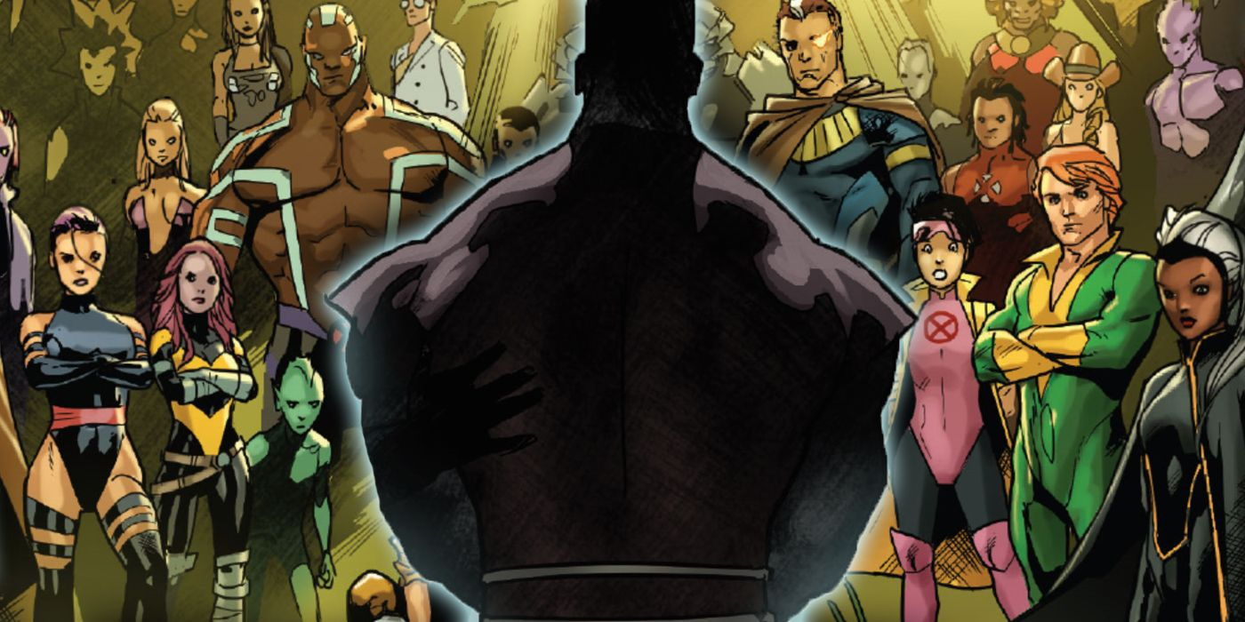 X-Force Gives a Classic X-Man the Ultimate Walk of Shame
