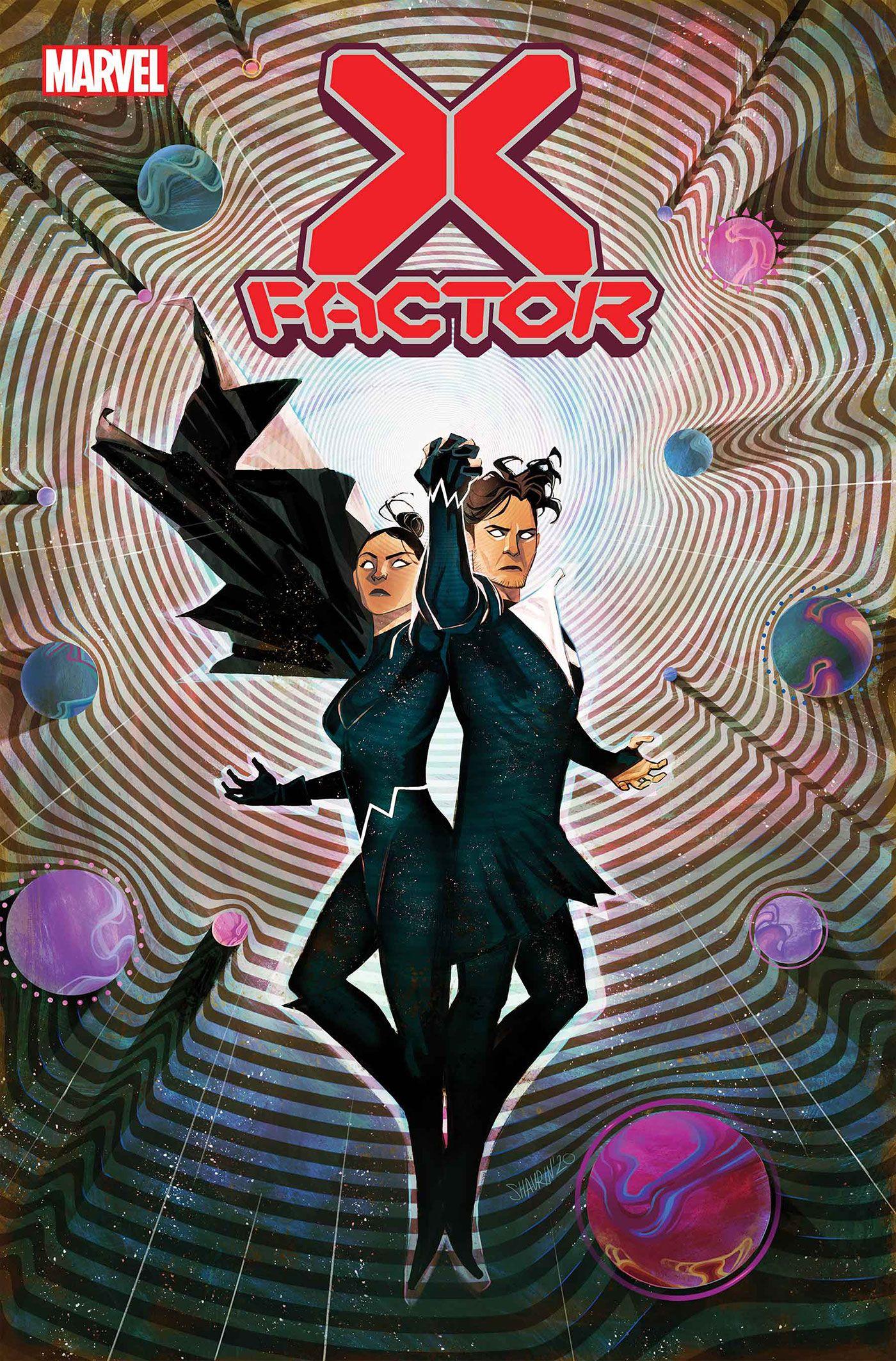 O X-Factor revela os poderes da Polaris na capa de Ivan Shavrin (exclusivo) 2