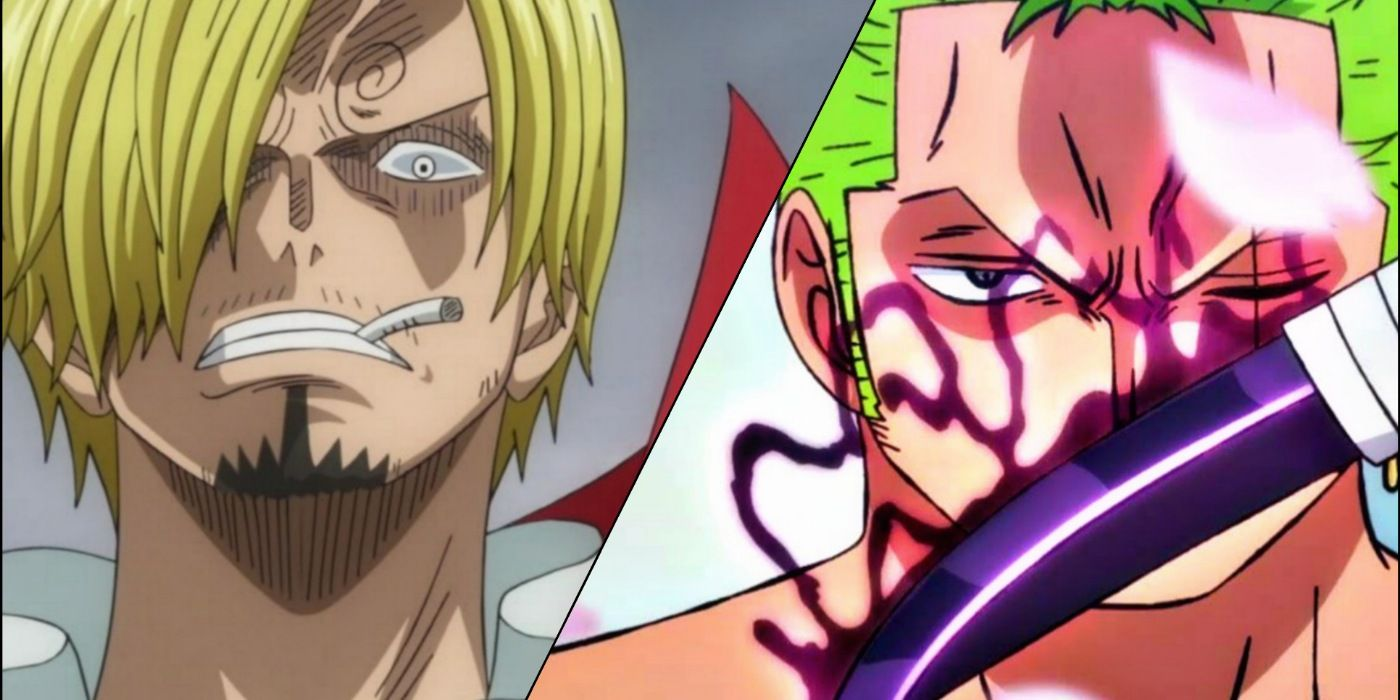 One Piece 5 Characters Who Can Learn Advanced Ryou 5 Who Can Learn Future Sight