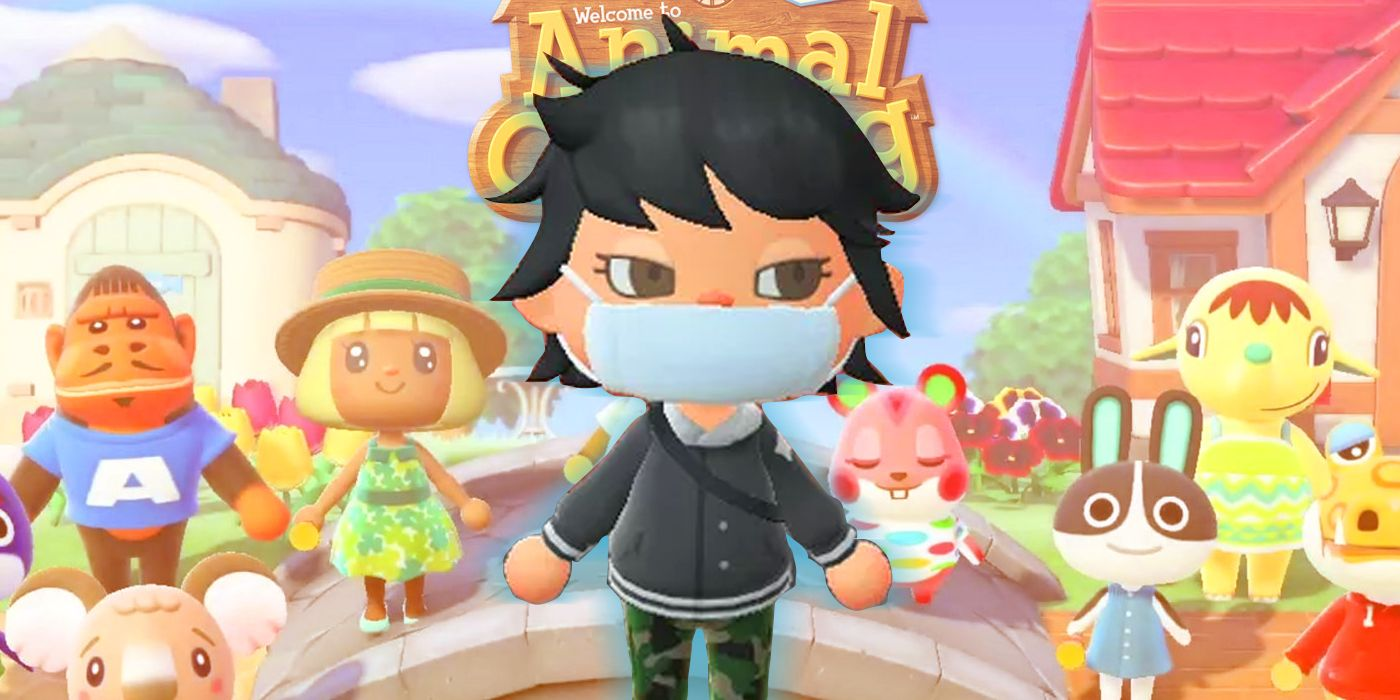 Animal Crossing: After a Month Away, You Unlock a Special Hairstyle