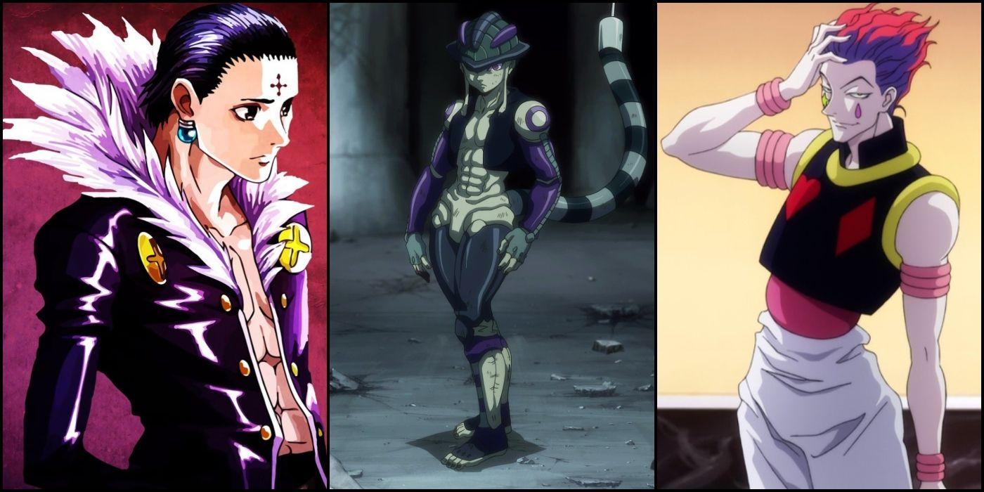Hunter X Hunter Top 21 Fan Favorite Villains, According To ...