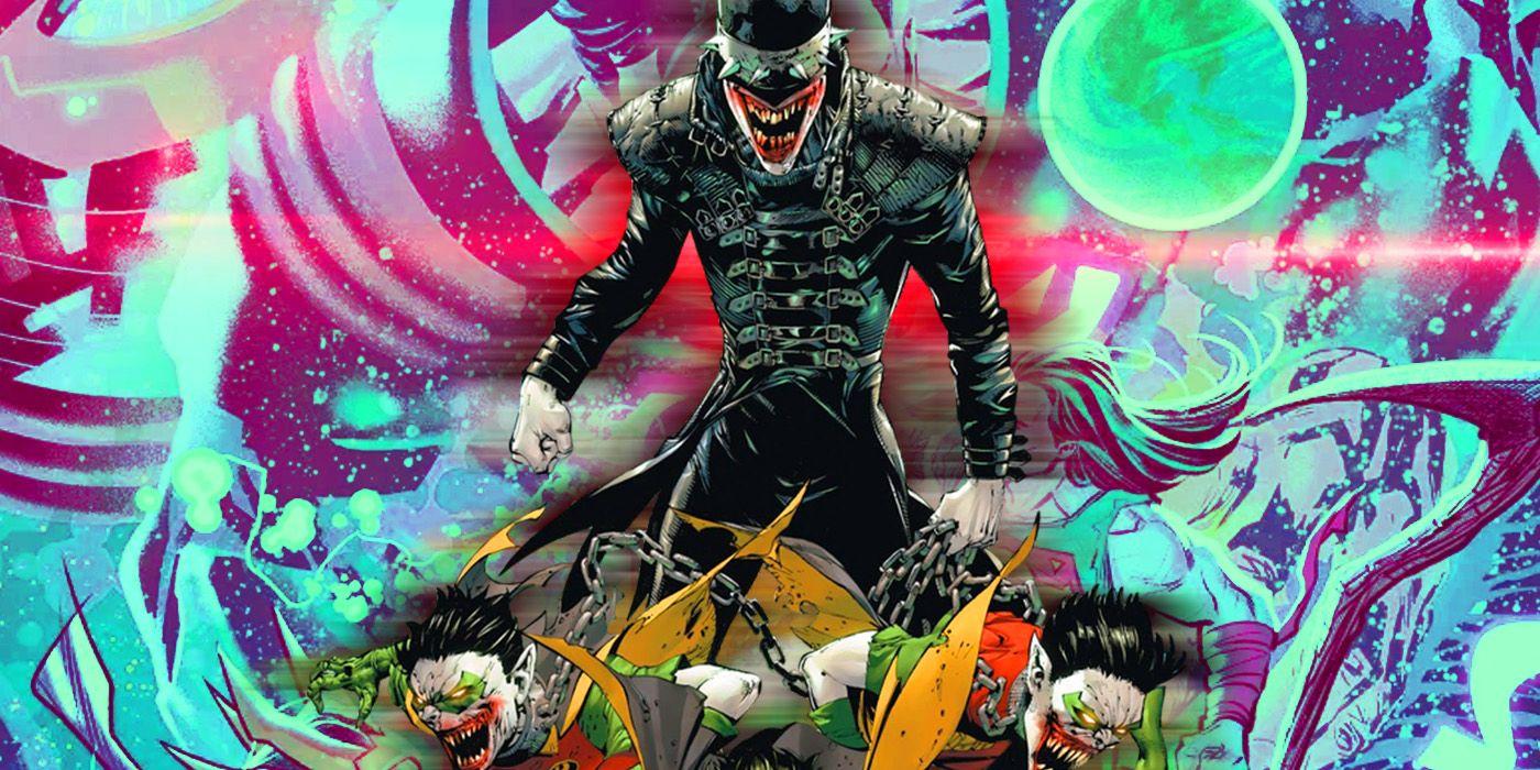 Dark Nights: Death Metal Brings in the Original Evil Batman