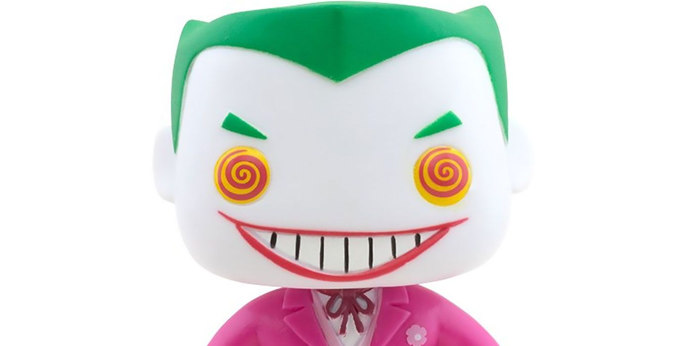 Funko Unveils Breast Cancer Awareness Joker Pop! as an NYCC Exclusive