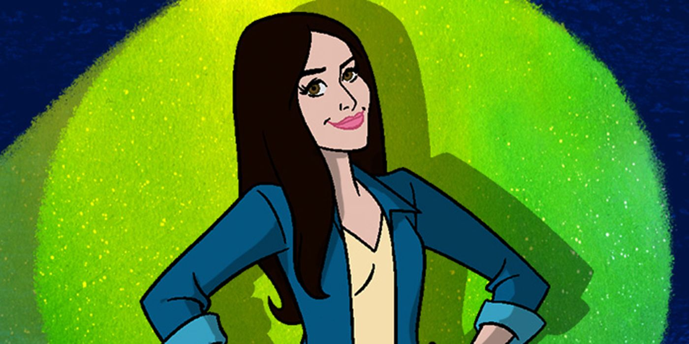 Exclusive Kacey Musgraves Joins Scooby Doo And Guess Who As Daphne S Best Friend