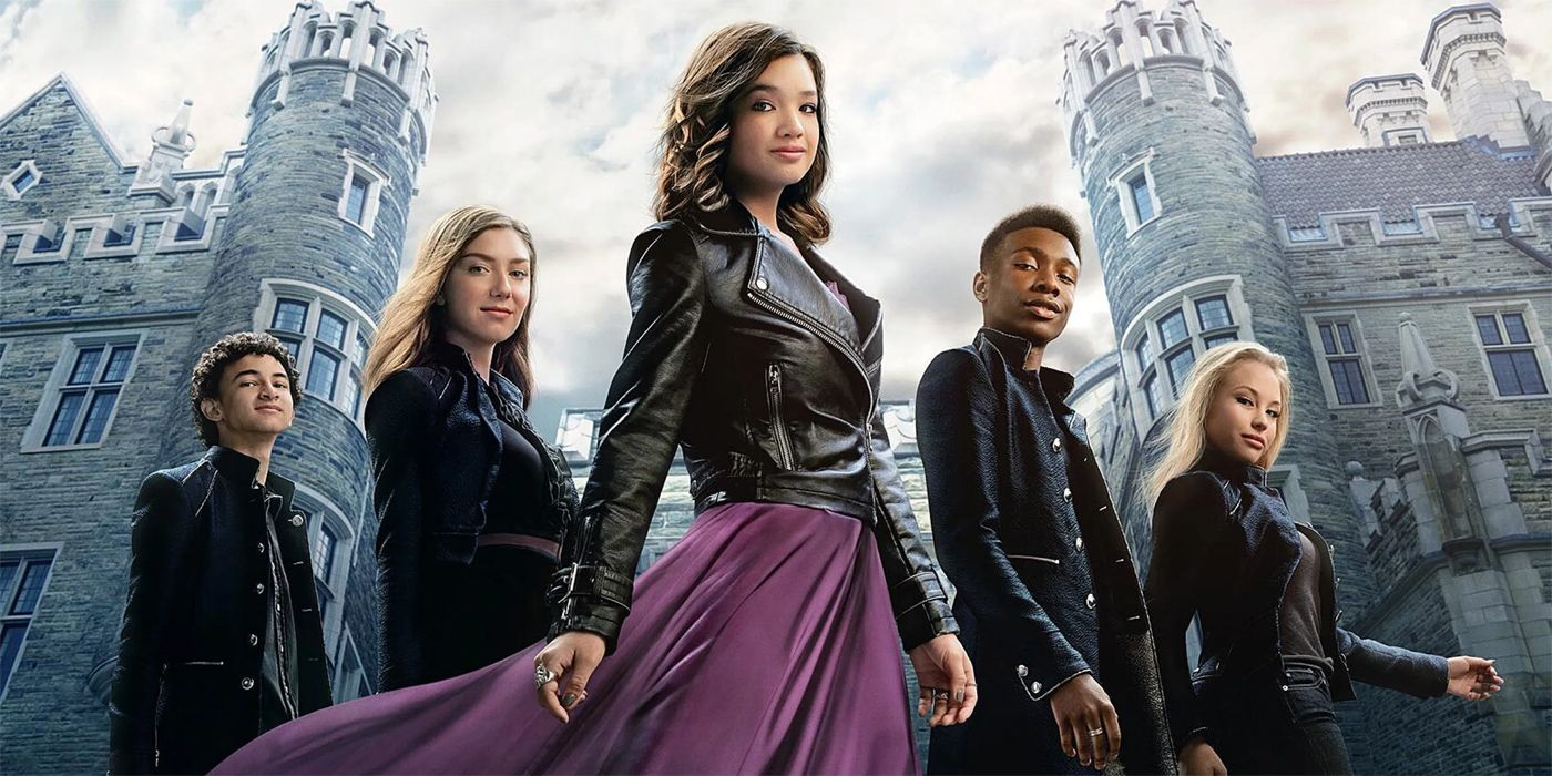 Secret Society of Second-Born Royals Is a Better X-Men Movie Than Fox's Films