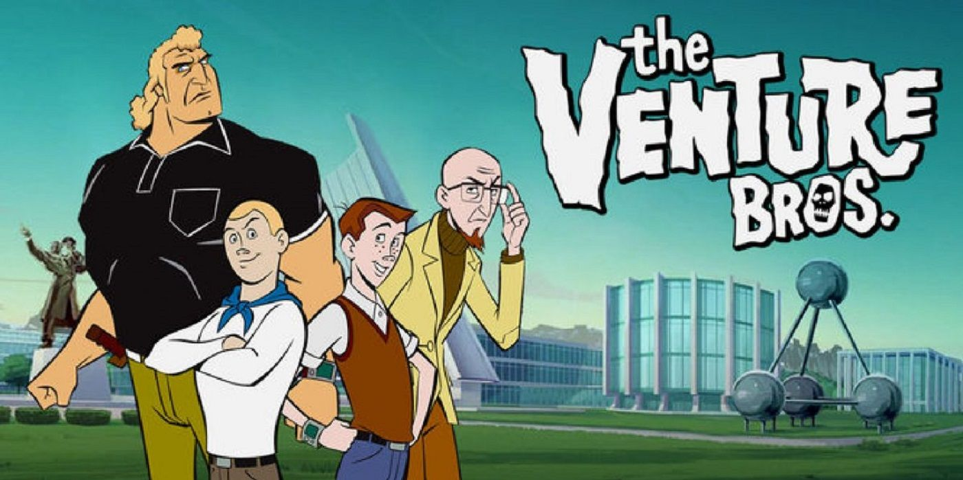 REPORT: HBO Max Interested in Continuing The Venture Bros. | CBR