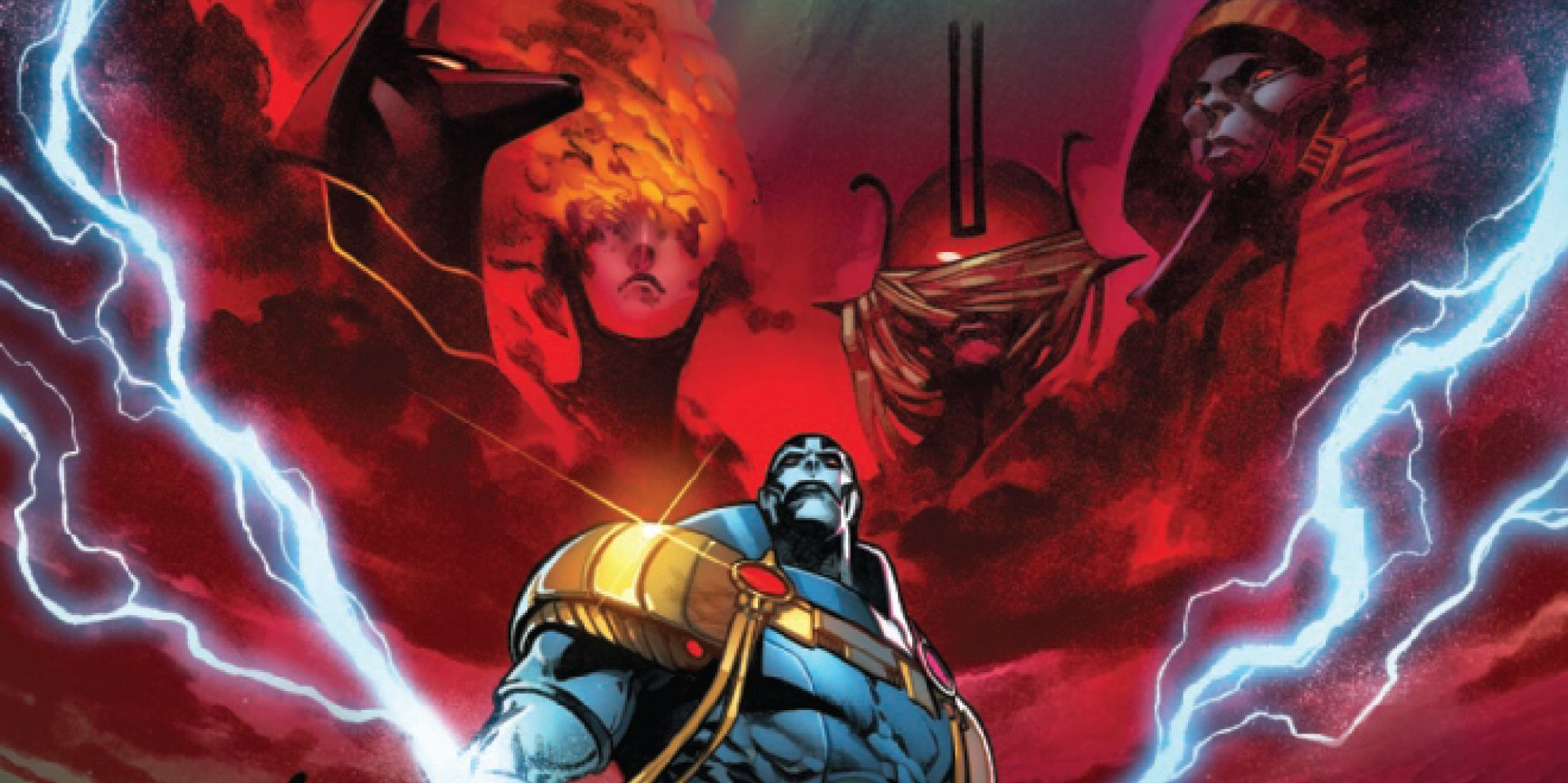 REVIEW: X of Swords - Creation #1 Is an Ambitious Start to Marvel's X-Men First Crossover