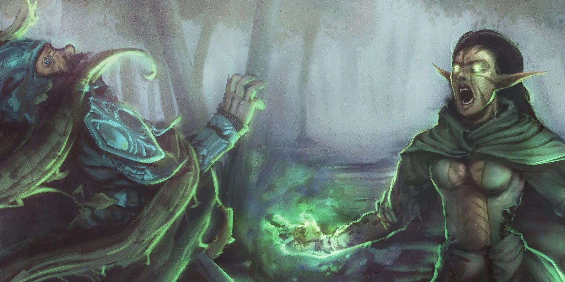 Magic: The Gathering - Zendikar Rising's Black-Green Draft Archetype, Explained