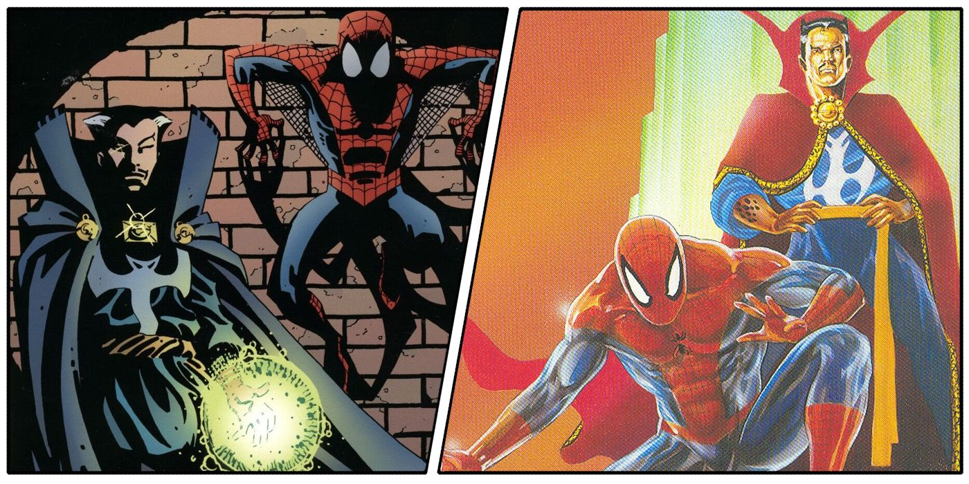 Spider-Man: No Way Home Trailer Recreated Using '90s Footage