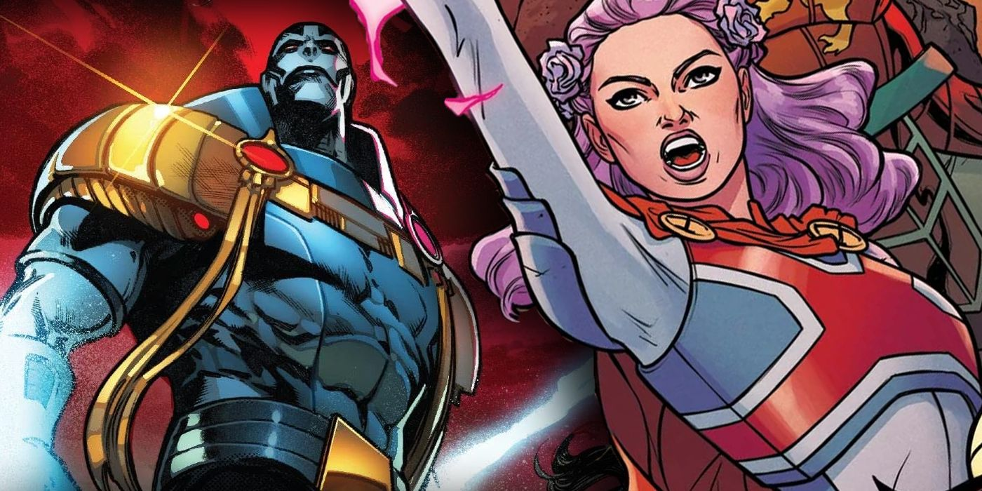 X-Men: X of Swords Gives a Veteran Marvel Hero a New Codename and Costume