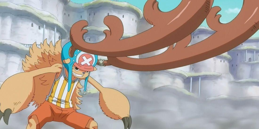 One Piece: 9 Coisas que os Companeiros de Luffy aprenderam com ele 5