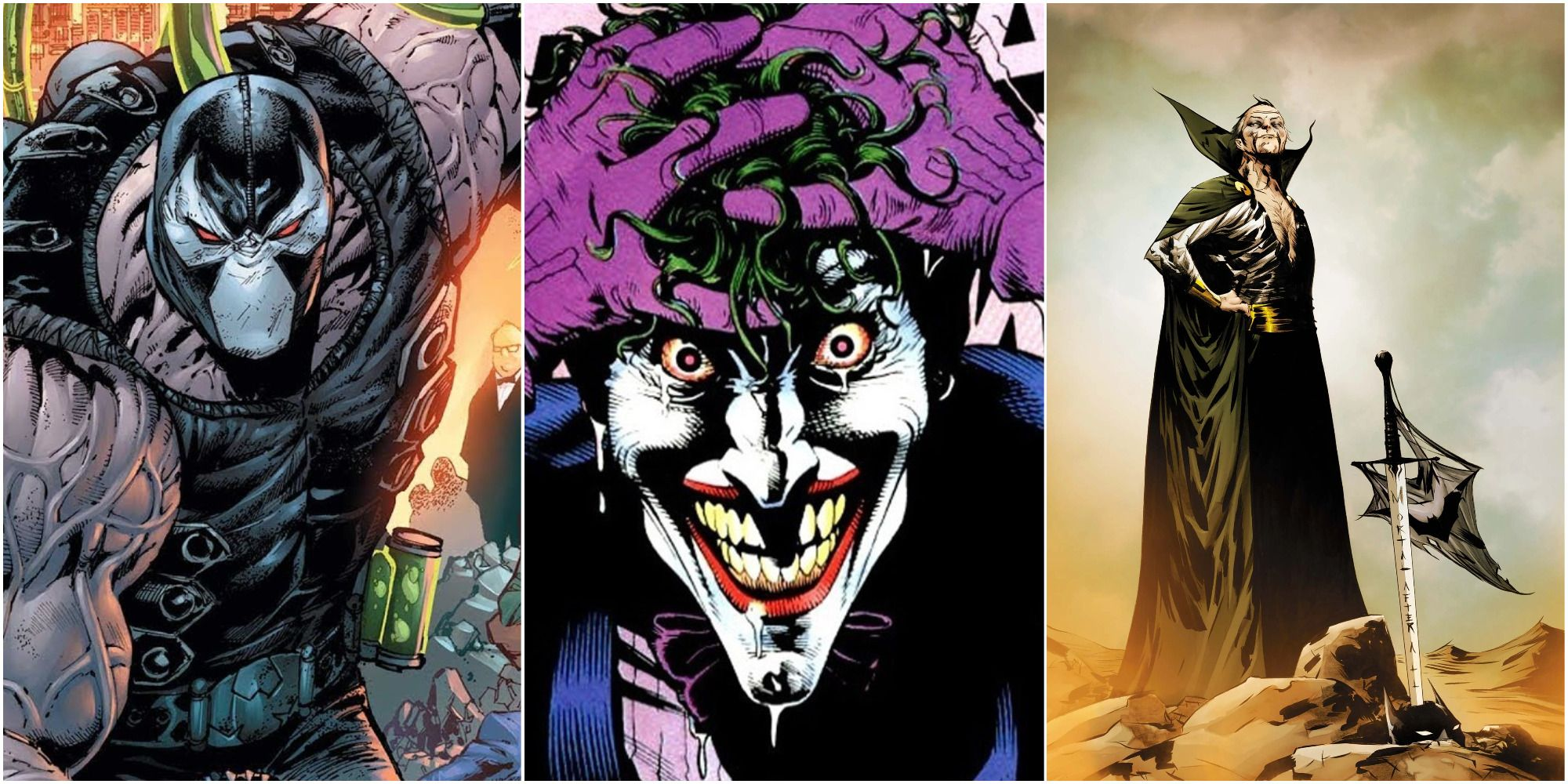 5 DC villains i want in the DCCU