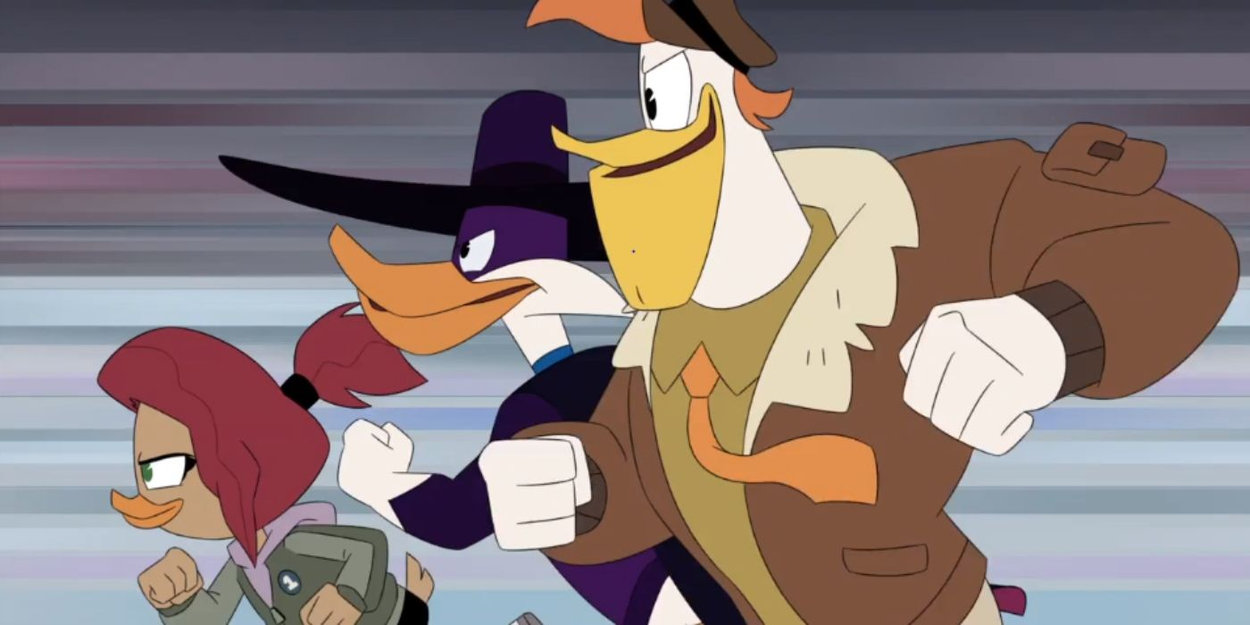 DuckTales Sets Up a Future Superhero - BESIDES Darkwing