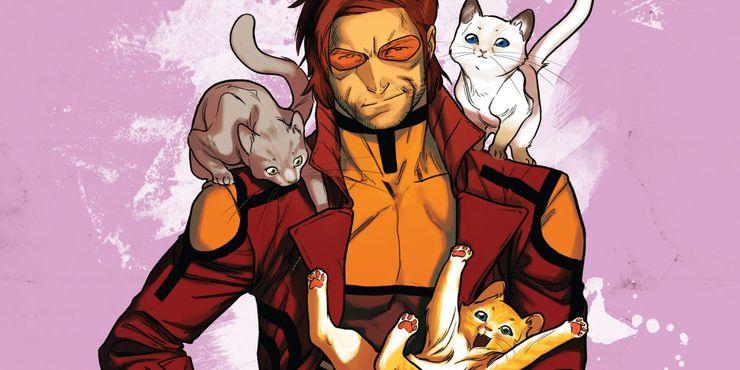 Marvel's Cat Companions