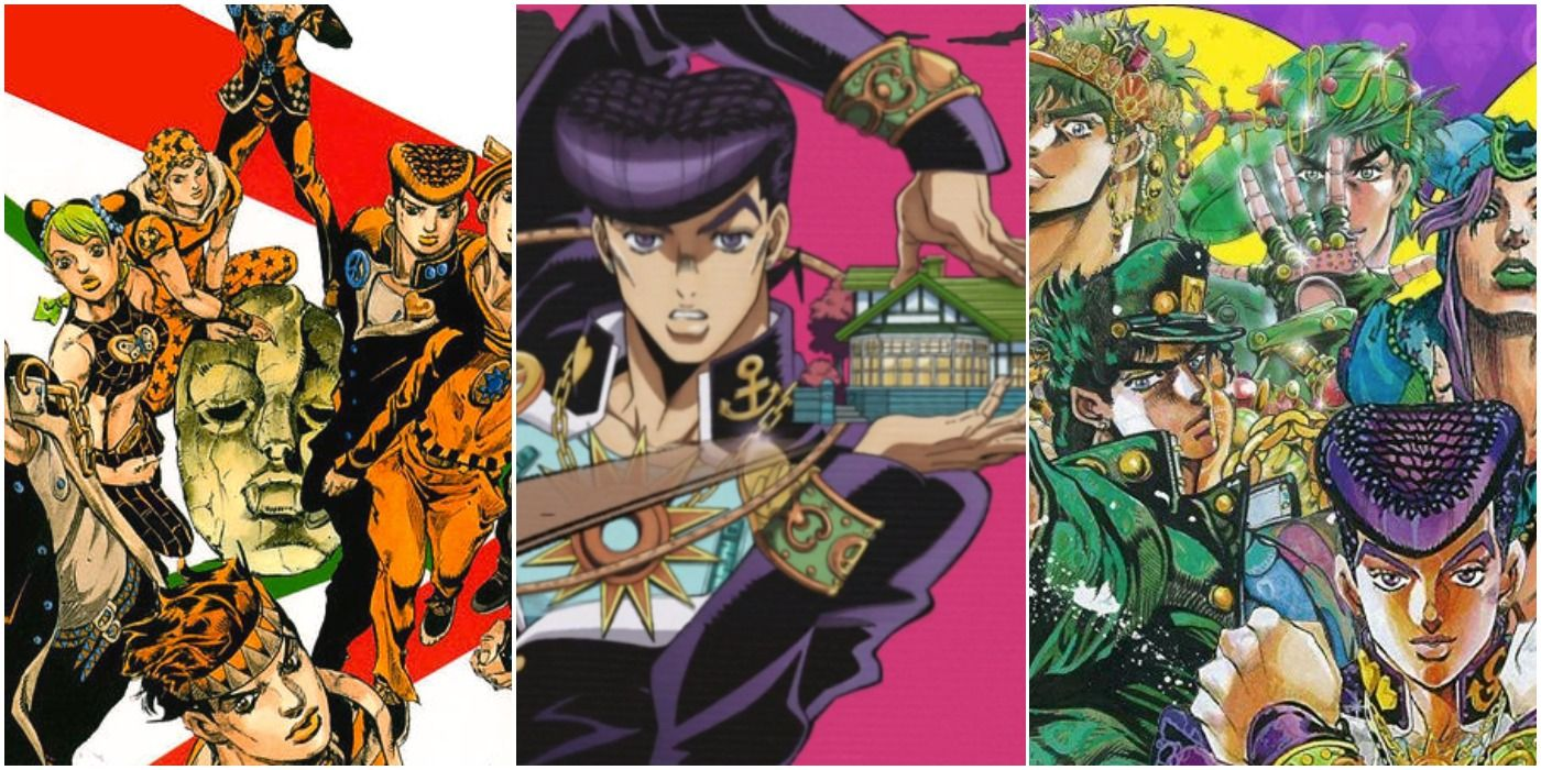 Will There Be A Jojo Part 20 & Other Questions About The Series ...