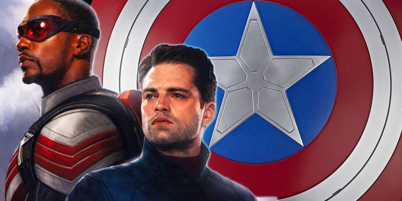 Falcon and Winter Soldier Toys Reveal a Massive Captain America-Related Spoiler