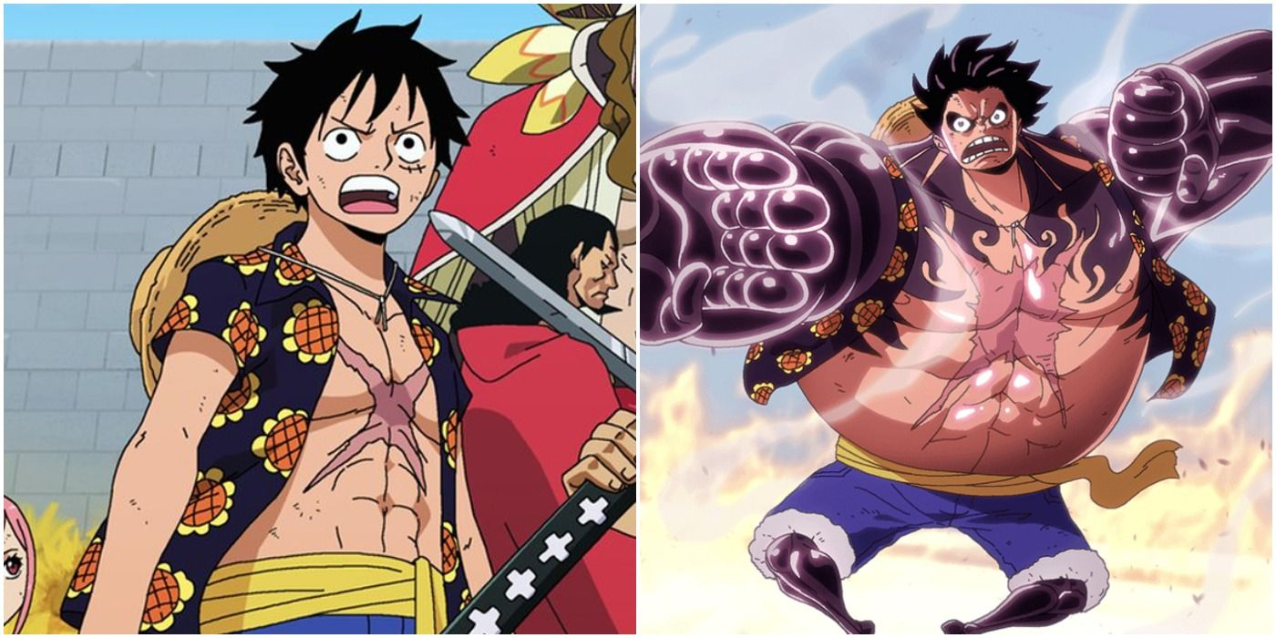 One Piece: 5 Things Fans Miss From Before The Timeskip ...
