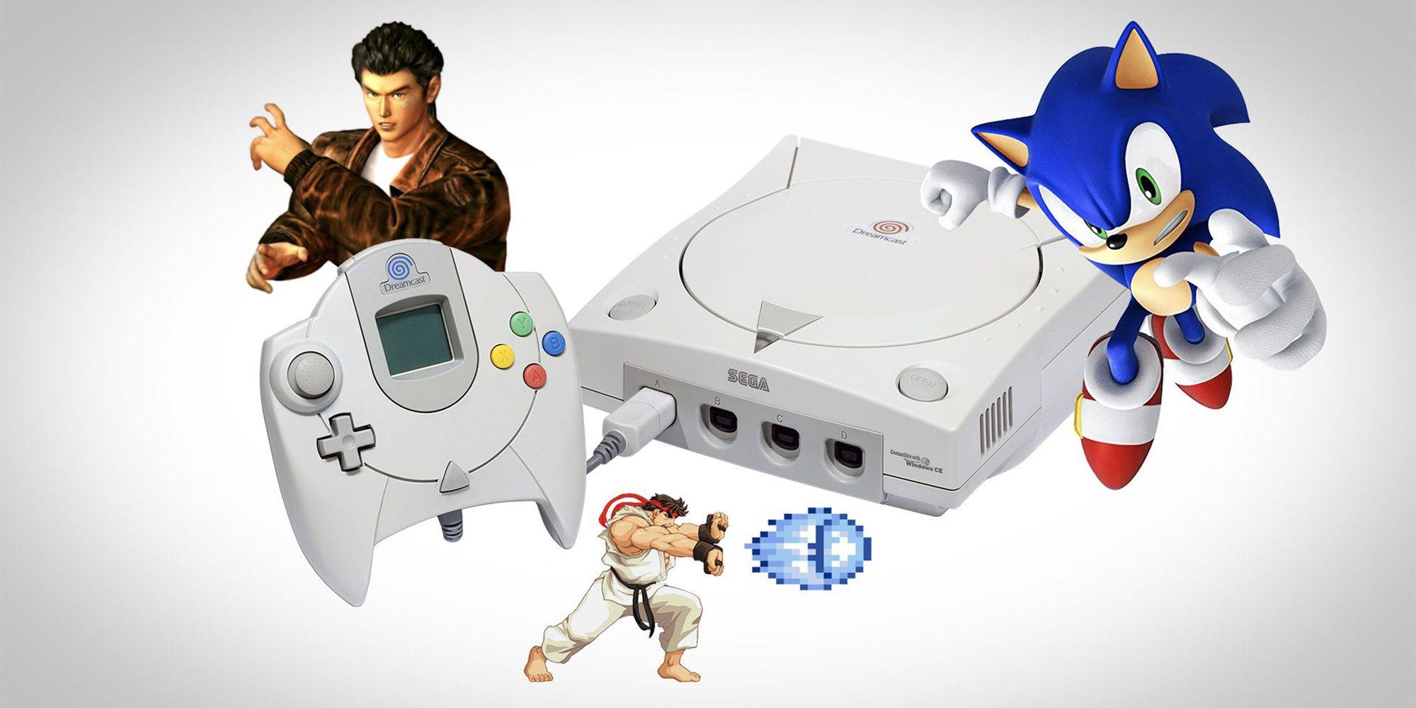 How the Sega Dreamcast Revolutionized Gaming