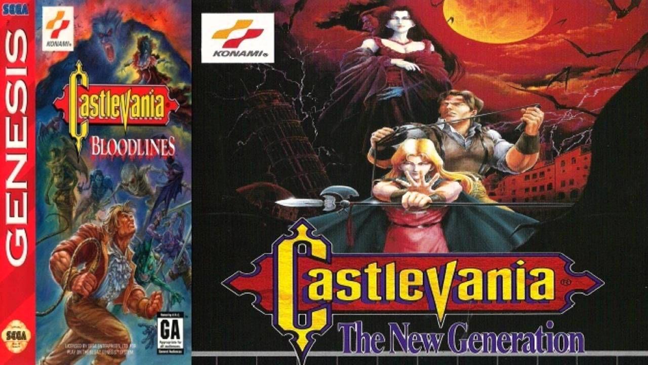 Todos os jogos Castlevania classificados de acordo com Metacritic 8
