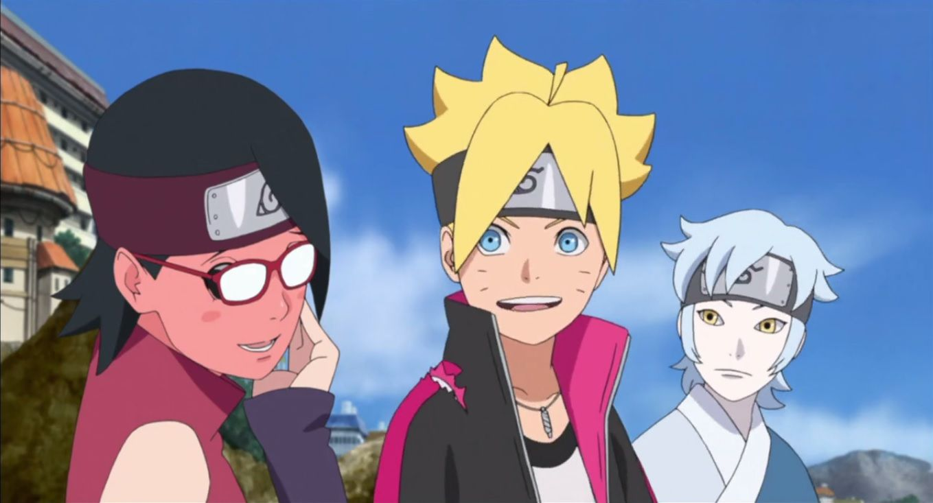 Boruto's First Crush Is NEARLY His Most Sinister Villain