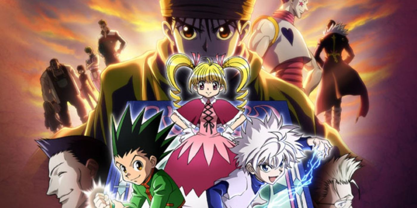 What Future Shonen Series Should Learn From Hunter X ...