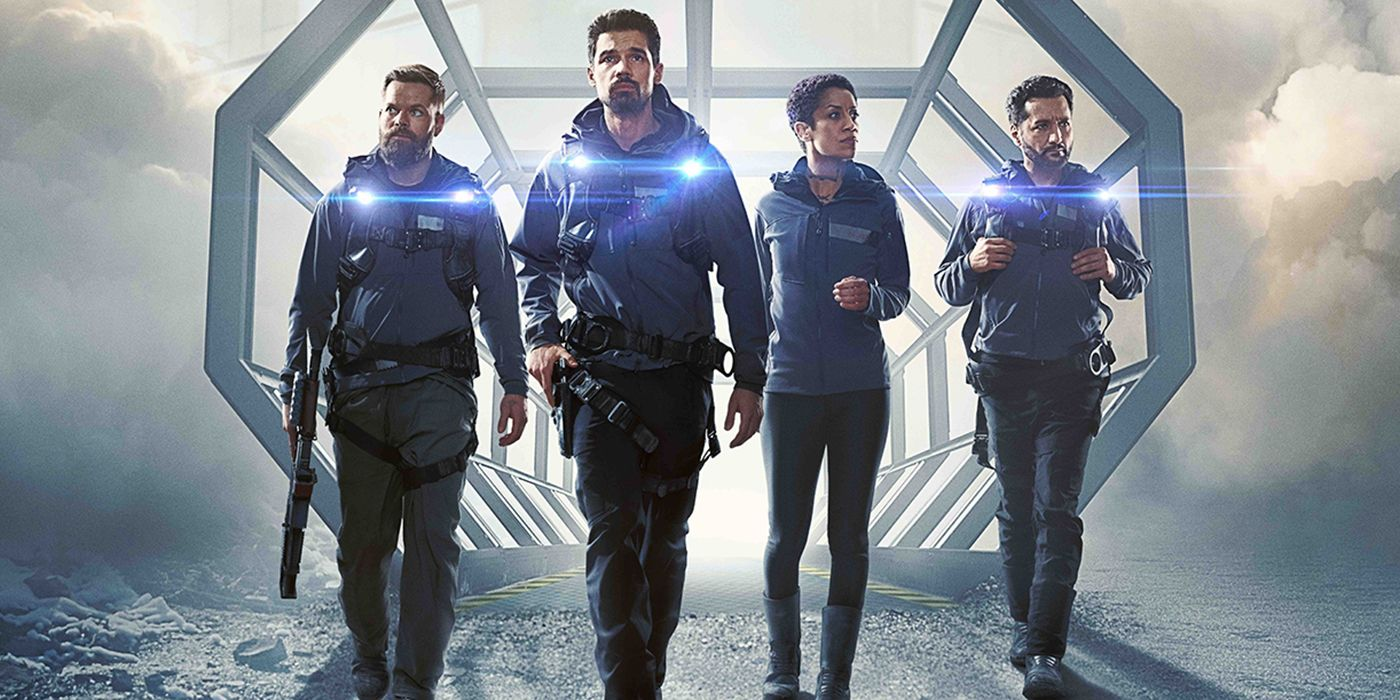 Wer Streamt The Expanse