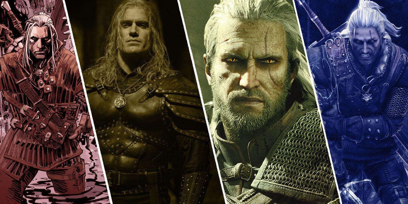 The Witcher Books Vs Games Vs Comics Vs Tv Which One Prevails