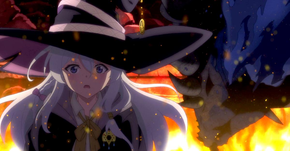 Wandering Witch: Elaina Stumbles Into a Tragic Royal Scandal