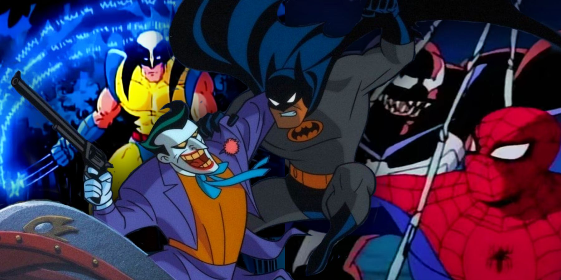 Would We Have Modern Superhero Films Without `90s...