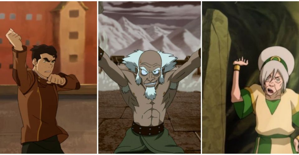 Avatar 10 Strongest Earthbenders In The Franchise Ranked Cbr Earthbending is categorized as the most diverse and enduring of the four bending arts.60. avatar 10 strongest earthbenders in
