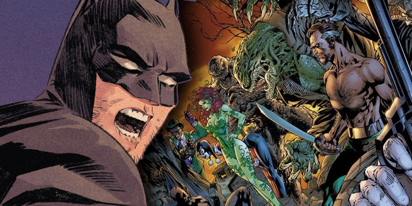 Batman: An Iconic DC Villain Just Took Down the ENTIRE Bat-Family
