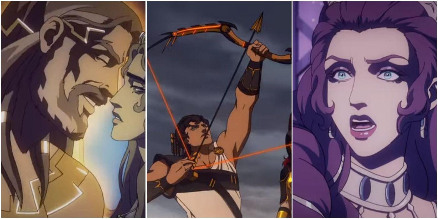 Sangue de Zeus 2ª temporada: Data de lançamento e Trailer, enredo e novidades para saber 2
