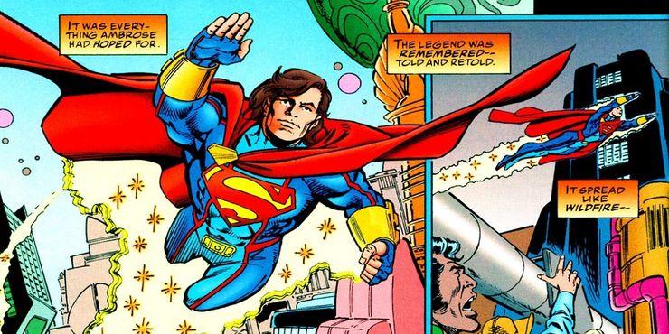 Kaleb Superman - Llámame Superman pero no Clark Kent