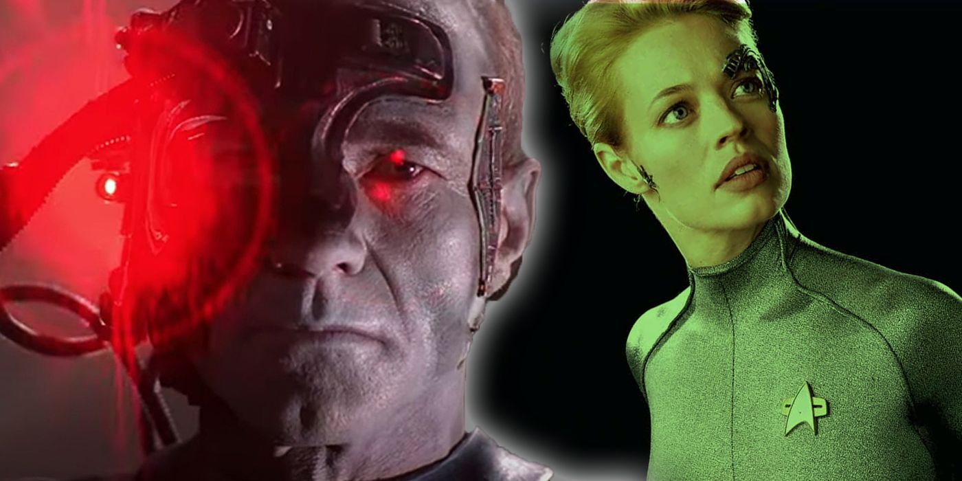 Star Trek: Picard & Seven of Nine Teamed Up to Stop the Borg YEARS Ago
